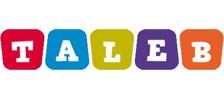 Taleb daycare logo