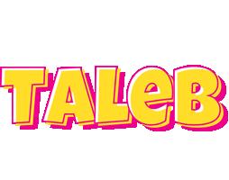 Taleb kaboom logo