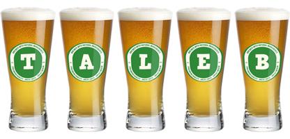 Taleb lager logo
