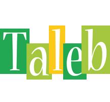 Taleb lemonade logo