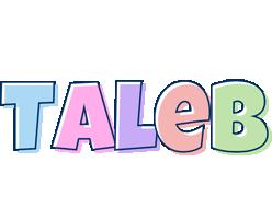 Taleb pastel logo