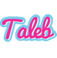 Taleb popstar logo