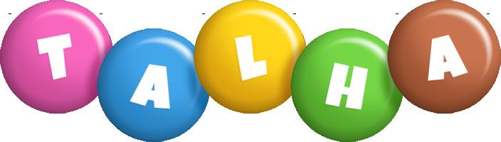 Talha candy logo