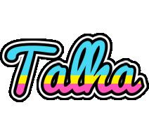 Talha circus logo