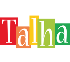 Talha colors logo