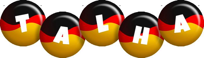 Talha german logo