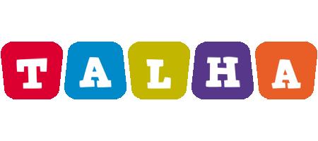 Talha kiddo logo