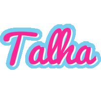Talha popstar logo
