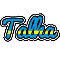 Talha sweden logo