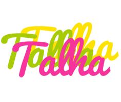 Talha sweets logo