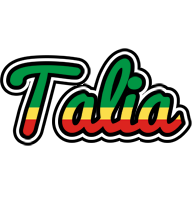 Talia african logo