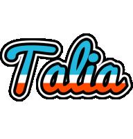 Talia america logo