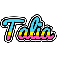 Talia circus logo