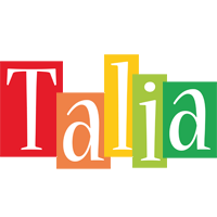 Talia colors logo