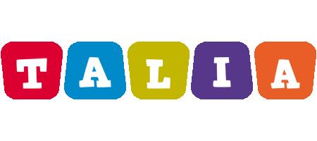 Talia daycare logo