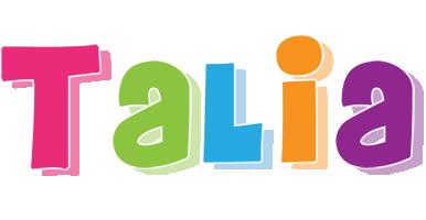 Talia friday logo