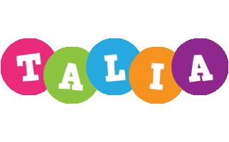 Talia friends logo