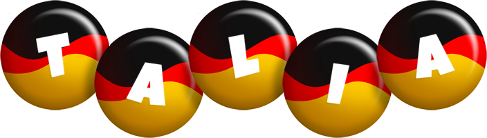 Talia german logo