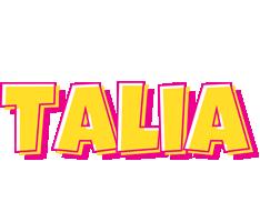 Talia kaboom logo
