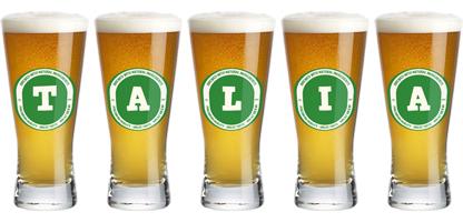 Talia lager logo