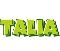 Talia summer logo