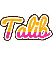 Talib smoothie logo