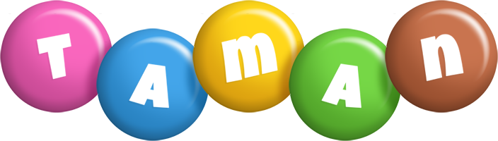 Taman candy logo