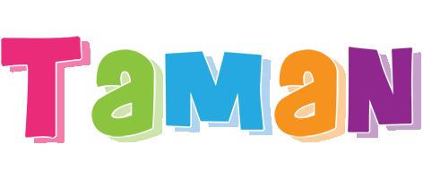 Taman friday logo