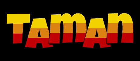 Taman jungle logo