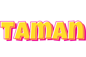 Taman kaboom logo