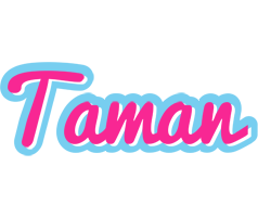 Taman popstar logo