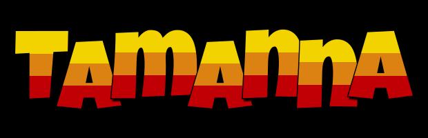 Tamanna jungle logo