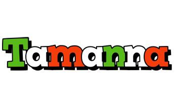 Tamanna venezia logo