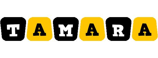 Tamara boots logo