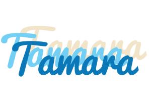 Tamara breeze logo