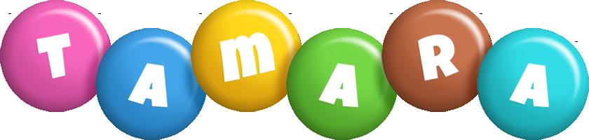 Tamara candy logo