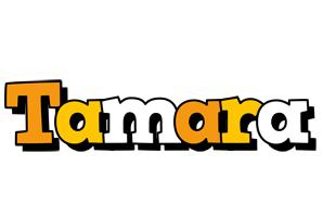 Tamara cartoon logo