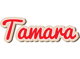 Tamara chocolate logo
