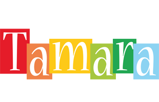 Tamara colors logo
