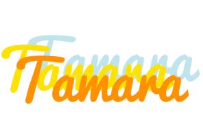 Tamara energy logo