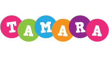 Tamara friends logo