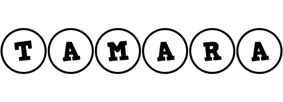 Tamara handy logo