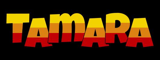 Tamara jungle logo