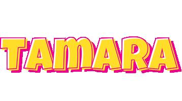 Tamara kaboom logo