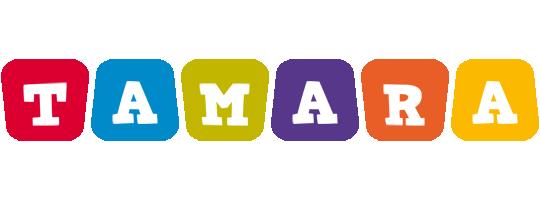 Tamara kiddo logo