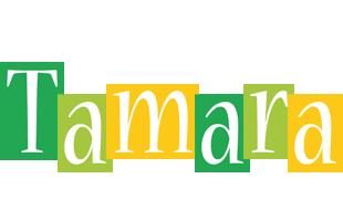 Tamara lemonade logo