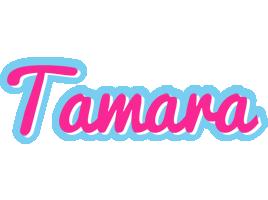 Tamara popstar logo