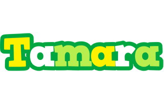 Tamara soccer logo