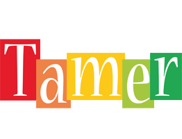Tamer colors logo