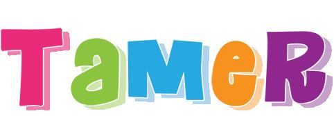 Tamer friday logo